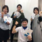 スポーツ栄養インターン生による食アス講座レポート